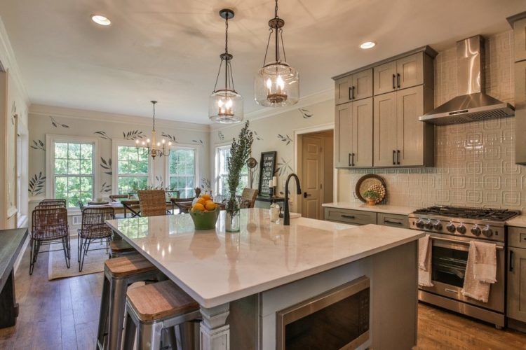 Kitchen Remodel and Design Ideas For 2020